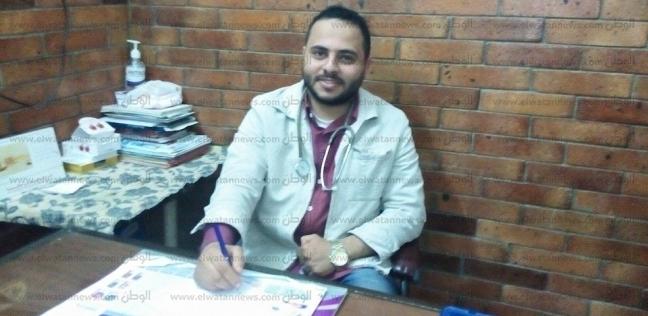 منوعات   عيادة طبية مجانية لأبناء كفر الشيخ على  فيس بوك : كله لله