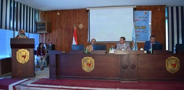 انطلاق المؤتمر العلمي الأول للطب الشرعي والسموم الإكلينيكية بسوهاج