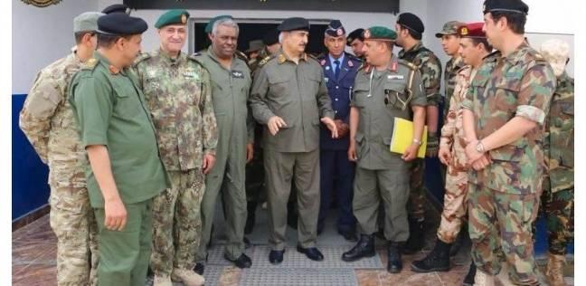 """الجيش الليبي يقصف قاعدة في مصراتة.. ومكافأة من """"الوفاق"""" لـ""""قتال الشرق"""""""