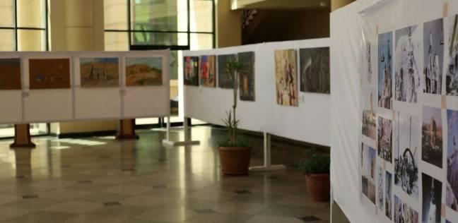 بالصور| جامعة أكتوبر للعلوم تحتفل باليوبيل الذهبي لإنقاذ معبدي أبوسمبل