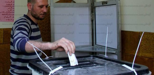 إقبال كبير من الناخبين على اللجان الانتخابية في الغربية