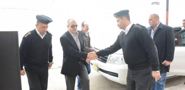 بالصور| مدير أمن بورسعيد يتابع جاهزية أقسام الشرطة لاستقبال قرعة الحج