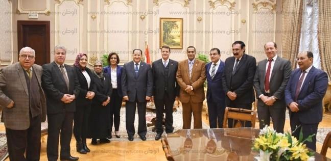 """""""المنيف"""" لـ""""إفريقية النواب"""": مصر ساندت تونس لانضمامها للكوميسا"""