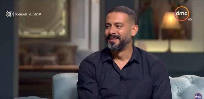 محمد فراج خلال اللقاء