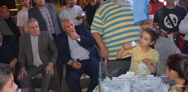 """مسيحي يفوز برحلة عمرة في """"قرعة الناخبين"""" بالوادي الجديد"""