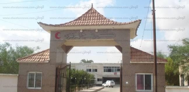 وكيل وزارة الصحة بشمال سيناء يزور مستشفيات رفح والشيخ زويد