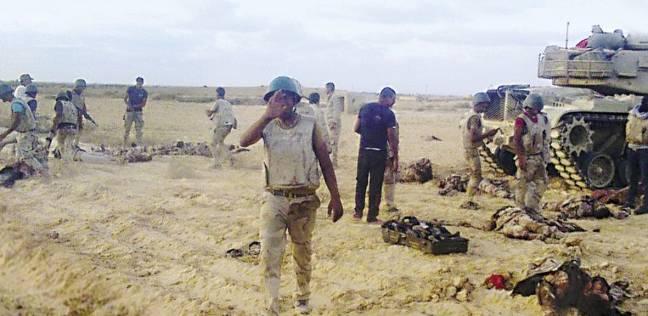 عاجل| تصفية 3 إرهابيين خلال مطاردتهم في جبال أبوتشت بقنا