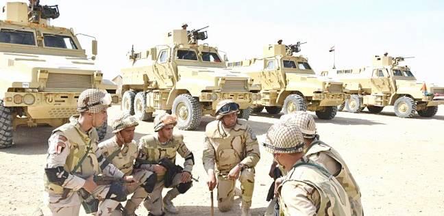 عاجل| البيان السابع لعملية سيناء