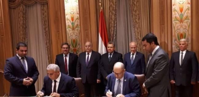 اتفاق تعاون بين الجامعة المصرية الصينية ووزارة الإنتاج الحربي