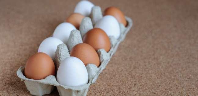 ما هو الفرق بين البيض الأبيض والأحمر؟