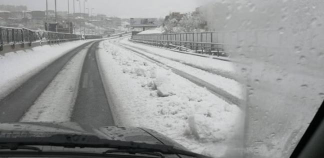 الثلوج في لبنان