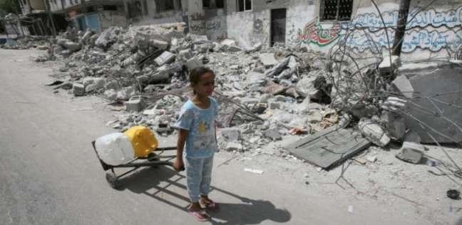 """%97 من مياه غزة لا تصلح للشرب.. ومواطنون لـ""""الوطن"""": تسبب الفشل الكلوي"""