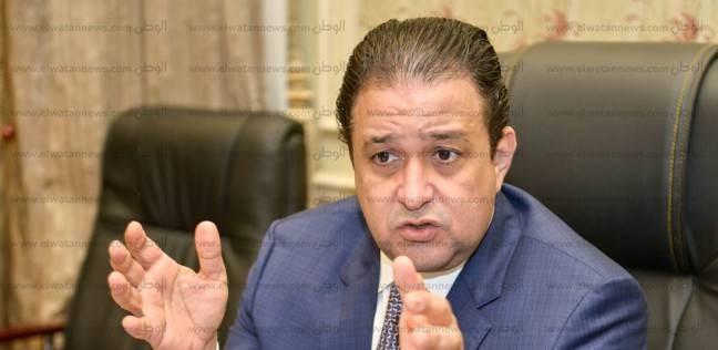 رئيس الهيئة البرلمانية لحزب المصريين الأحرار في حوار لـ «الوطن»: لا أتلقى دعماً مادياً من أى شخص.. و«خليل» يموله منذ 7 شهور