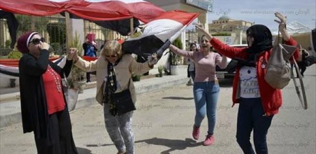 التحالف المصري لحقوق الإنسان: غالبية الناخبين من كبار السن بالإسكندرية