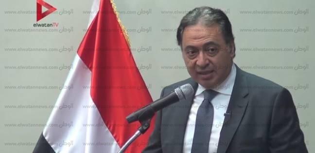 وزير الصحة: 55 حالة مرضية خلال اليوم الثاني للانتخابات الرئاسية