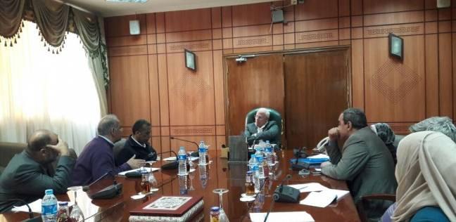 محافظ بورسعيد يكرم المؤسسات الحكومية التي ارتقت بمستواها