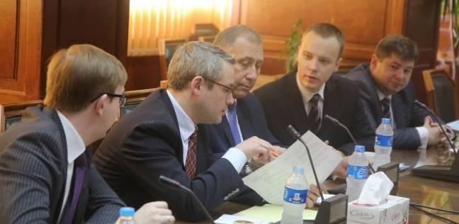 وزير الموارد الطبيعية البيلاروسي يتفقد المركز القومي لبحوث المياه
