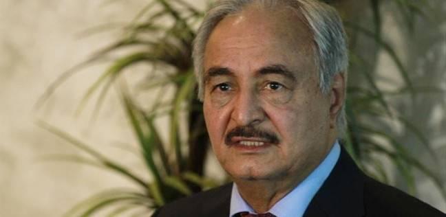 إيطاليا تدعو حفتر لاختيار «المسار السياسي» في حل الأزمة الليبية
