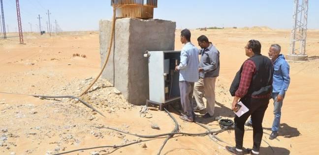 أجهزة الأمن تضبط 145 مخالفة سرقة تيار كهربائي في قنا