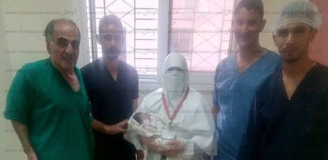 للمرة الأولى.. إجراء عملية ولادة قيصرية بمستشفى سانت كاترين
