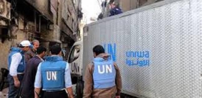 """""""الأونروا"""": الوضع الإنساني داخل مخيم اليرموك صعب للغاية"""