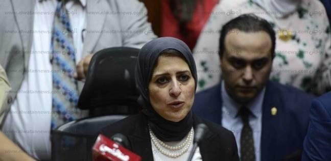 وزيرة الصحة: انخفاض قوائم انتظار العمليات على مستوى مستشفيات الجمهورية