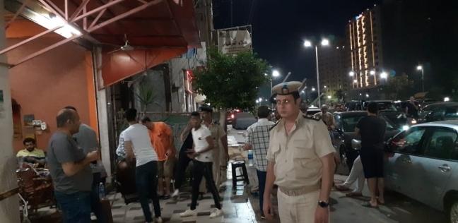 صور.. رفع 203 حالات إشغال و15 مخالفة مقاهي وإزالة 20 حاجزا في الغربية