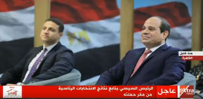 عاجل  أمير الكويت يهنئ السيسي بفوزه بولاية رئاسية ثانية