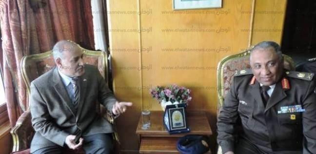 """محافظة أسوان تتجاهل ثورة 25 يناير وتكتفي بالاحتفال بـ""""عيد الشرطة"""""""