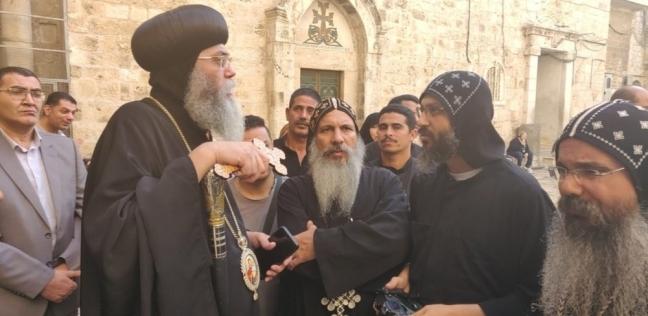 قبل الاعتداء على الرهبان.. مواقف تصدت فيها الكنيسة القبطية للاحتلال