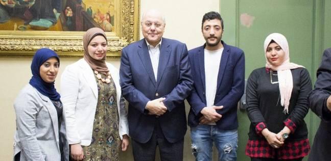 مجلس الشباب المصري يلتقي المرشح الرئاسي موسى مصطفى موسى