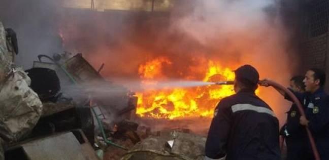 مصدر أمني: لا إصابات أو خسائر بشرية في «حريق مسرح السلام»