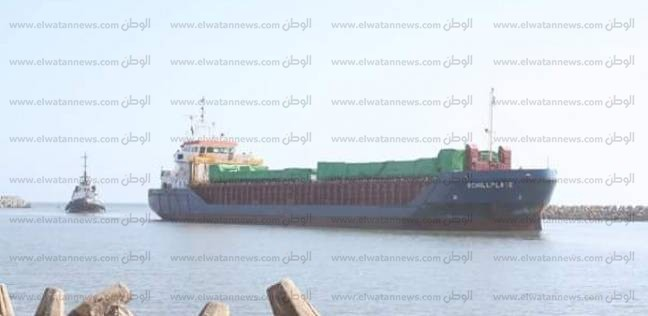 """""""اقتصادية قناة السويس"""": موانئ بورسعيد تسجل 31 سفينة على أرصفتها"""