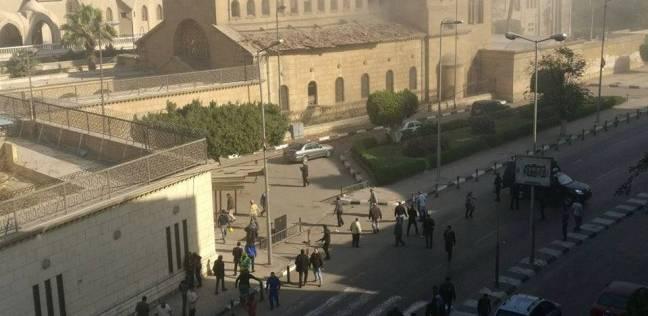 عاجل| مصدر: المباحث الجنائية تحفظت على كاميرات المراقبة بالكاتدرائية