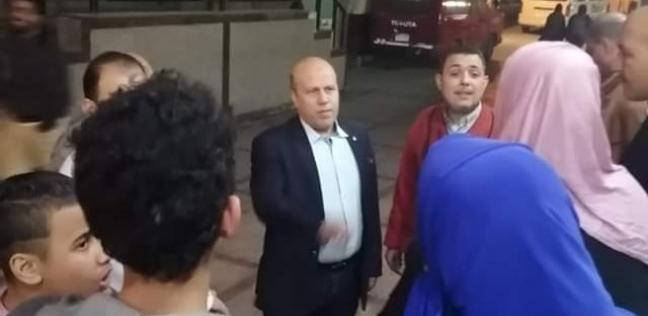 رئيس حي باب الشعرية يحث المواطنين على المشاركة في الاستفتاء