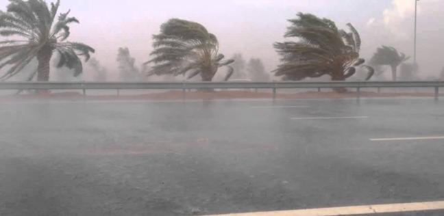 طقس اليوم متقلب في مدن وقرى شمال سيناء ورياح باردة