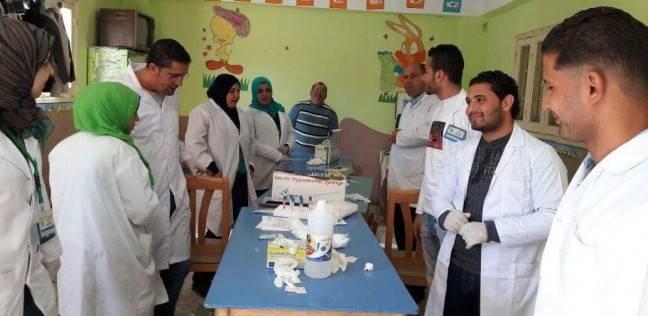 """""""الفيروسات الكبدية"""": انتشار """"فيروس سي"""" زامن البلهارسيا في مصر"""