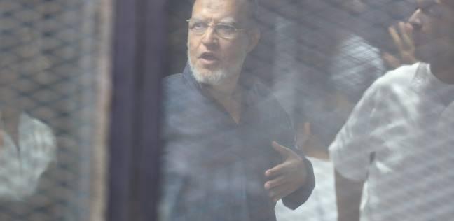 عاجل  الإعدام شنقا للبلتاجي والعريان وعبدالماجد في قضية اعتصام رابعة