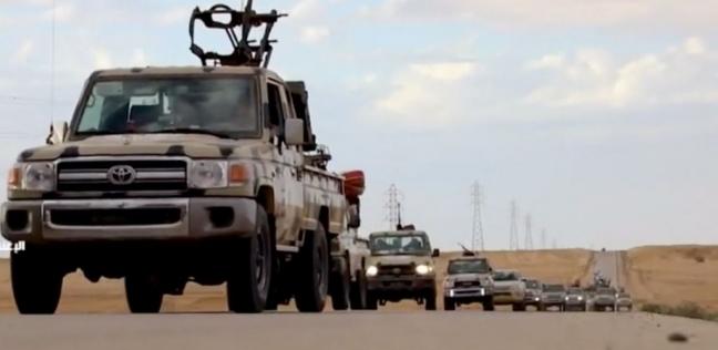 الجيش الليبي يعلن تدمير أسلحة وصلت من قطر وتركيا لمليشيا طرابلس
