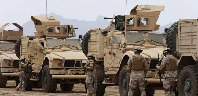 """قوات التحالف: اعتراض وإسقاط """"مسيرة"""" حوثية باتجاه نجران"""