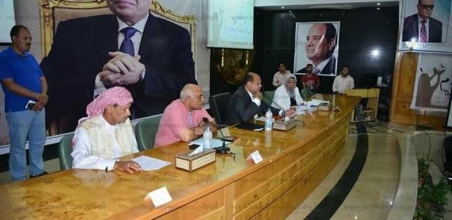 محافظ مطروح يؤكد أهمية تعظيم دور المرأة المصرية