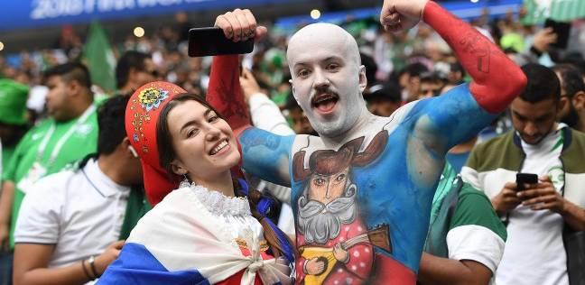 حفل افتتاح كاس العالم في روسيا