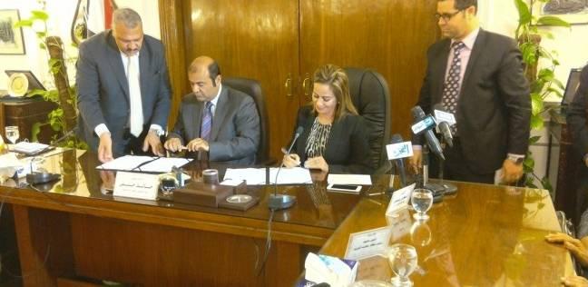 """""""التموين"""" توقع بروتوكول مع 3 شركات عالمية لإقامة أول بورصة سلعية بمصر"""