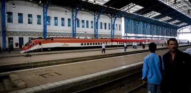 """انتظام حركة سير القطارات على خط """"القاهرة - السد العالي"""""""