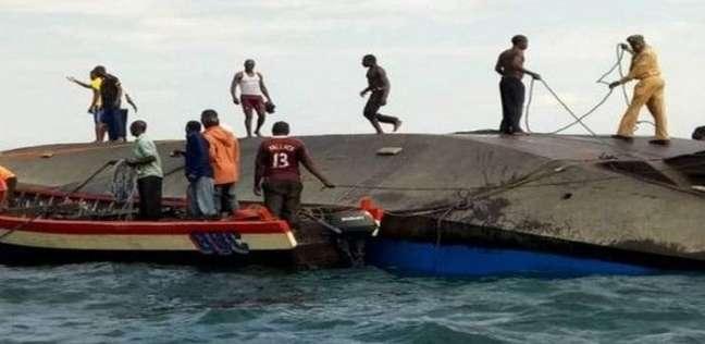 ارتفاع حصيلة القتلى في غرق عبارة ببحيرة فيكتوريا إلى 79 قتيلا