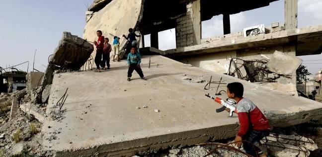 «الأسد» لـ«ميل أون صنداى»: التحالف الدولى يدعم «داعش»