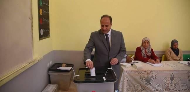 محمد سلطان: أهالي الإسكندرية حضروا قبل فتح اللجان بساعات