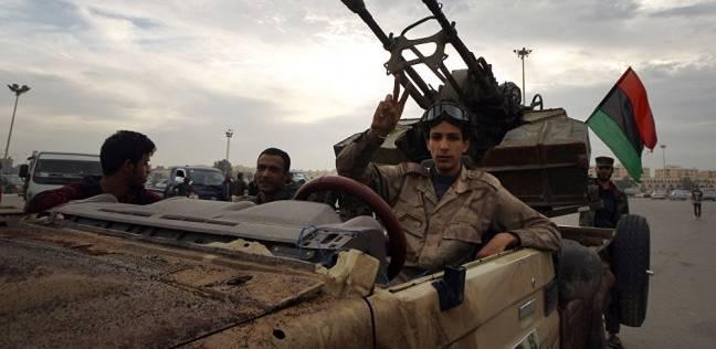 """فيديو.. """"الجيش الليبي"""": قواتنا الآن في طريقها لتحرير مصراته وسرت"""