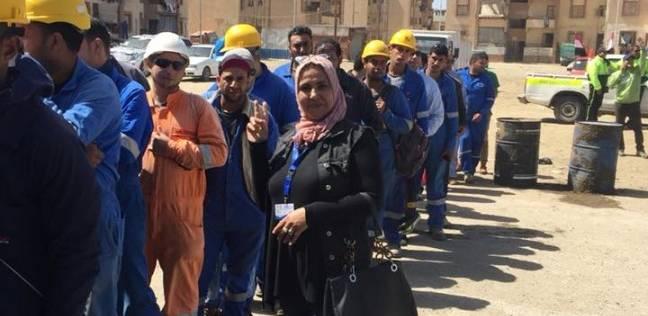 رئيس حي غرب ببورسعيد: الإقبال كثيف في كل اللجان