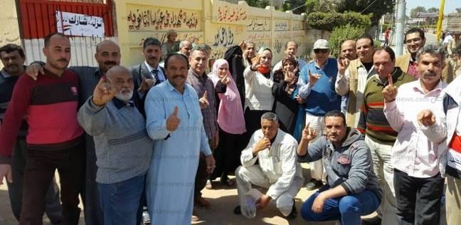 محافظ الفيوم: ترتيبات الانتخابات مع الأمن كانت رائعة